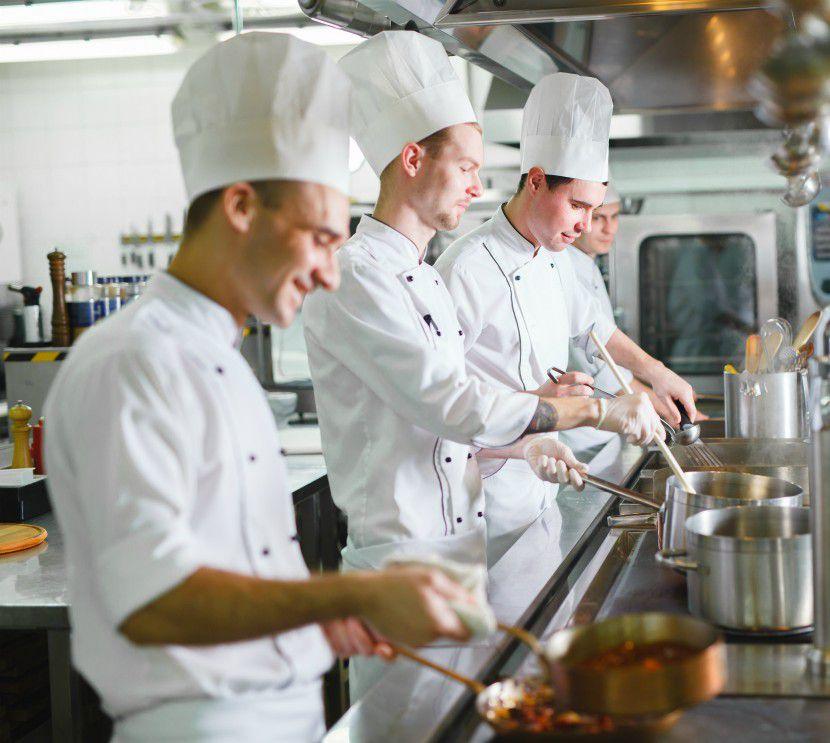 apprentis cuisinier