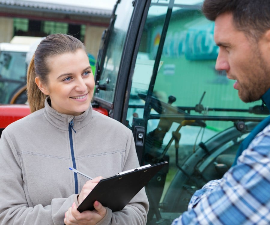 Stagiaire bac pro agricole